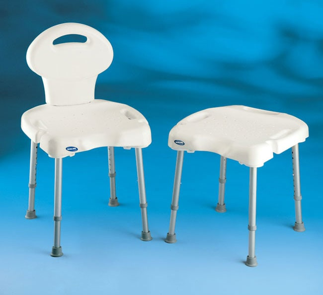 Invacare Careguard Shower Chair With Back Free Shipping