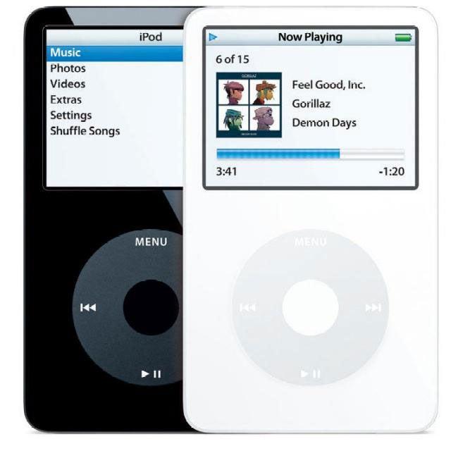 Apple iPod Classic 60GB  5th Generation Black (Refurbished)