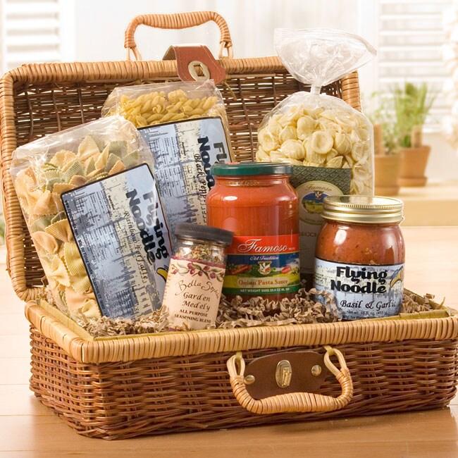 Venice Express Gourmet Gift Basket