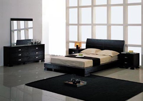 Espresso Colored Queen Size Bedroom Set Free Shipping Today