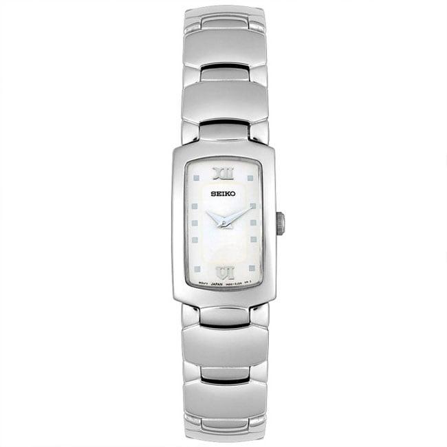 Seiko Women's Quartz Stainless Steel Watch