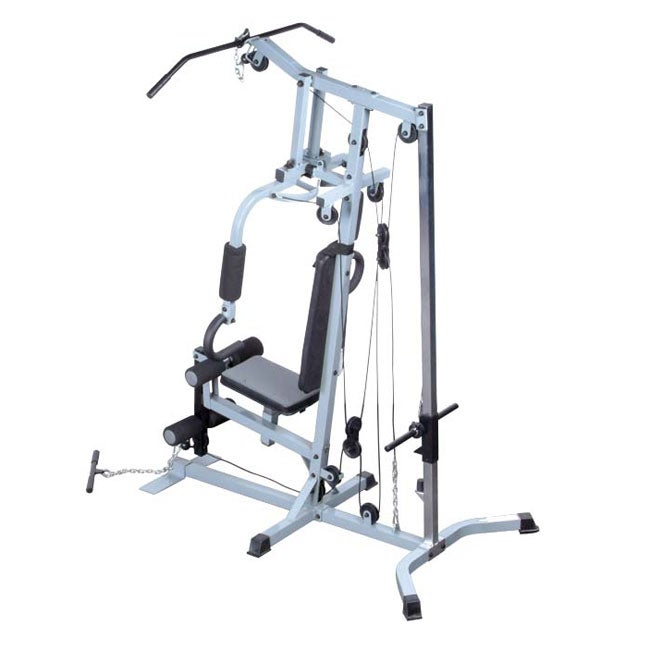 Strength Trainer 155 Plate Loaded Home Gym Free Shipping