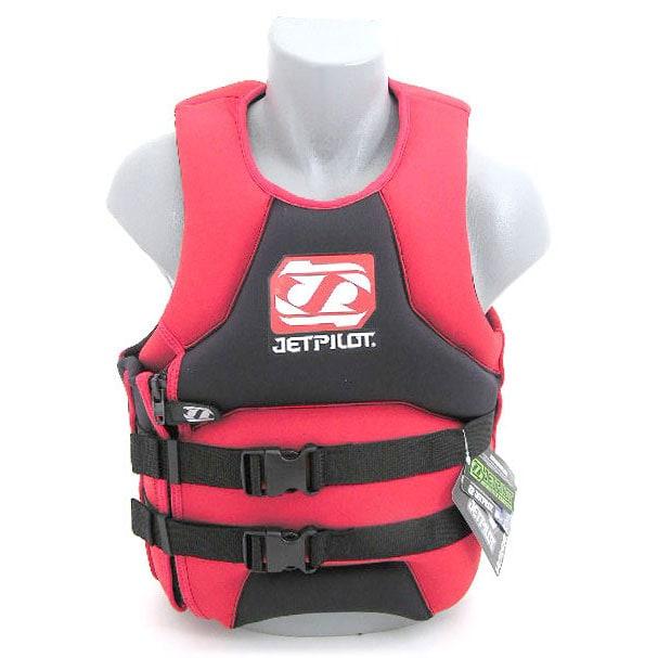 Jetpilot Cellblock Uscga Side Entry Life Vest Free