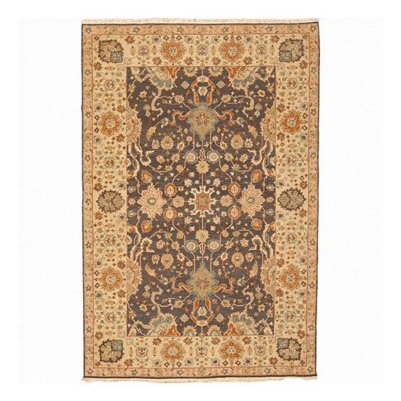 Nourison Millennia Midnight Wool Rug - 5'10 x 8'10