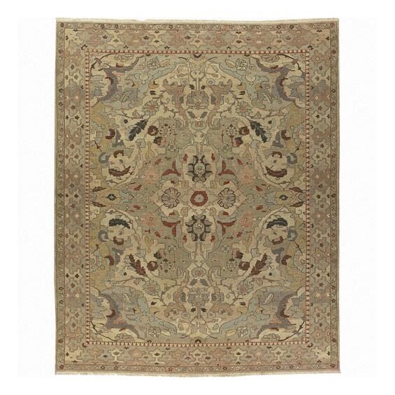 Nourison Millennia Gold Wool Rug (5'10 x 8'10)