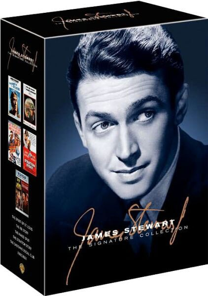 James Stewart: Signature Collection (DVD)