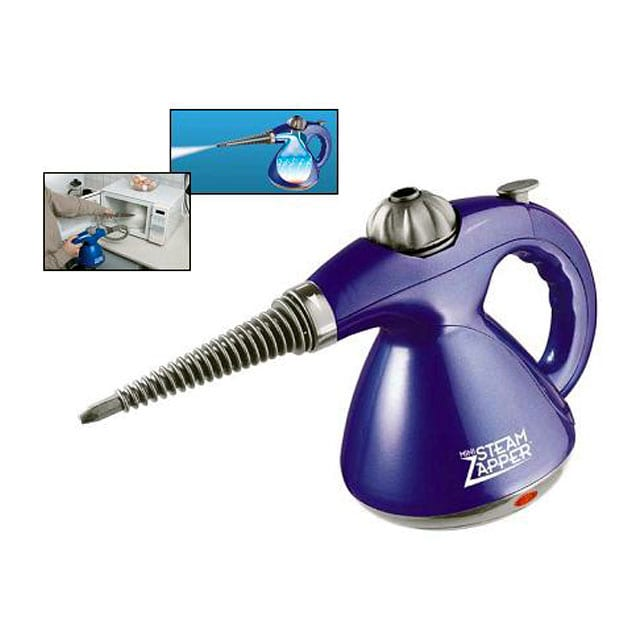 Euro Pro Super Steam Cleaner (Refurbished)