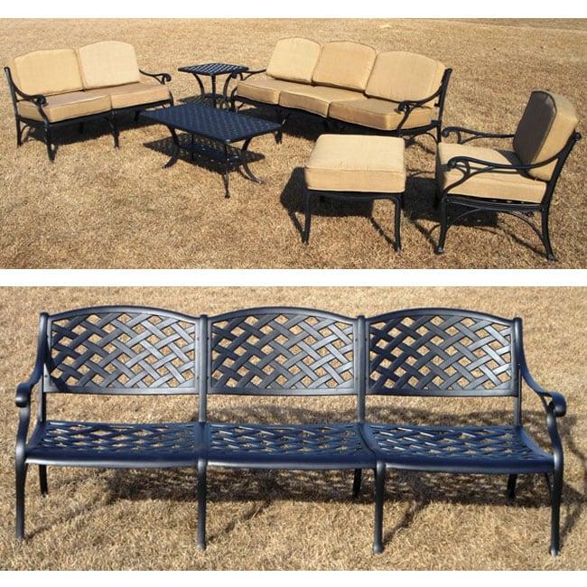 Nassau Patio 7 Piece Outdoor Furniture Set