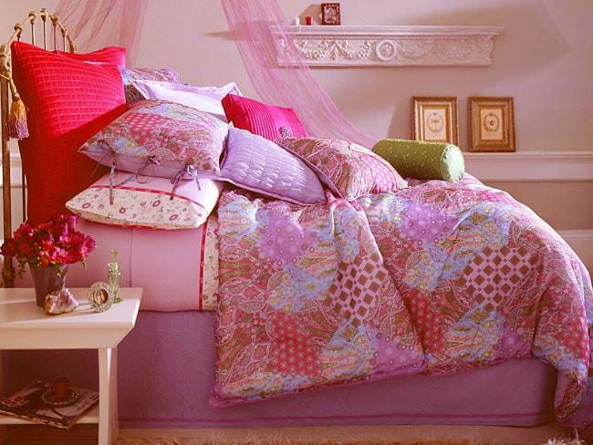 Ashanti 4-piece Comforter Set