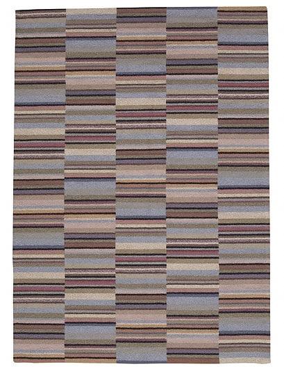 Nourison Hand-knotted Martha Multicolor Rug (5'6 x 7'8) - multi
