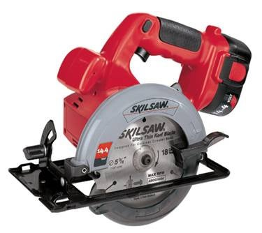 Skil 14.4-volt Circular Saw  (Refurbished)
