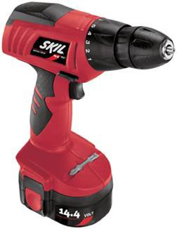 Skil 14.4 Volt Cordless Drill and Jigsaw Combo (Refurbished)
