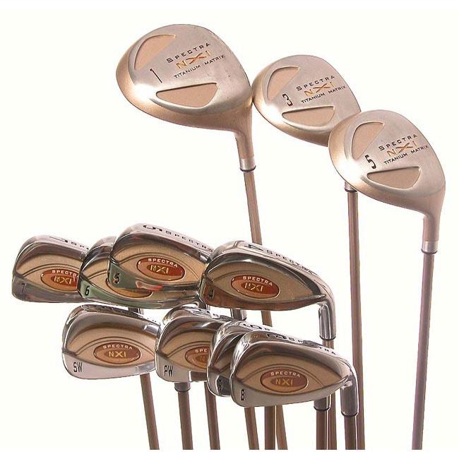 Northwestern Golf Spectra NXI Ladies Graphite Club Set