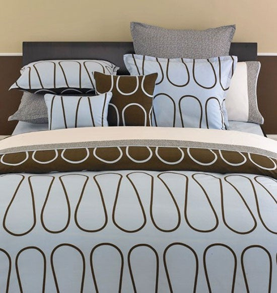 Echo Home Slinky 7-piece Bedding Ensemble
