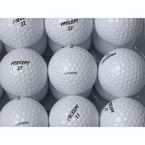 Precept Laddie - 36 Pack AAA Recycled Golf Balls (Refurbished)