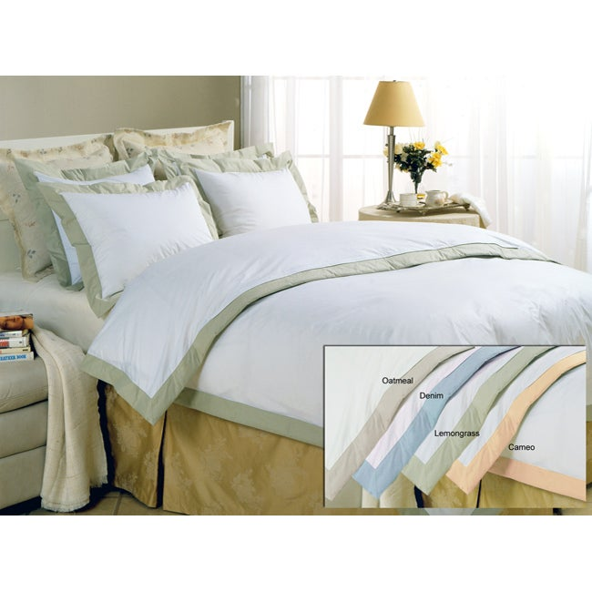 Hotel Collection 315 Thread Count Duvet Cover Set Free