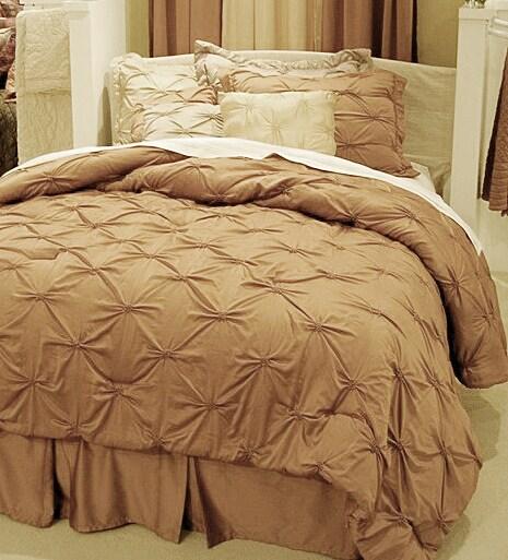 Desiree Mushroom Comforter Set