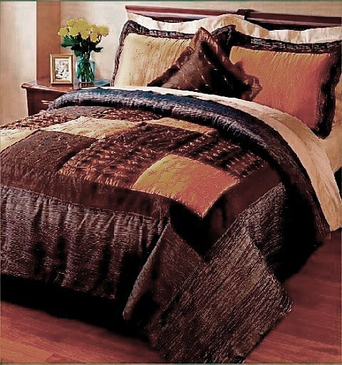 Bacar Handcrafted Comforter Set - Thumbnail 0