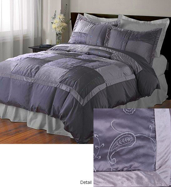 Moonstruck Handcrafted Duvet Cover Set