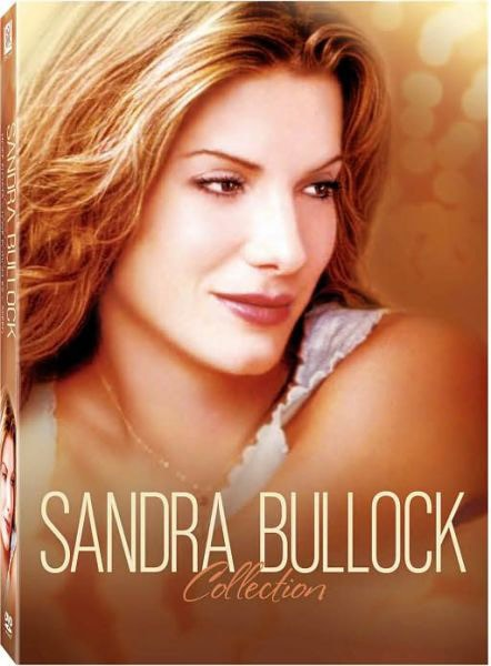 Sandra Bullock Celebrity Pack (DVD)