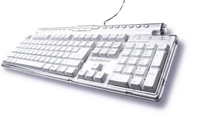 Samsung pleomax stylish slim keyboard
