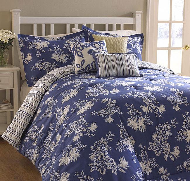 Tropical Paradise Comforter and Shams Set