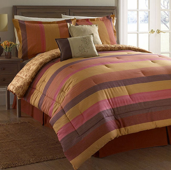 Sydney Comforter Set (Twin) - Thumbnail 0