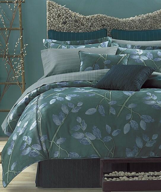 Lemon Leaf Comforter Set (Full)