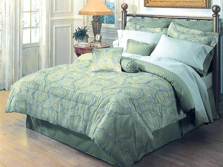 Butler Bed-in-a-Bag with Bonus Sheet Set (Cal King)