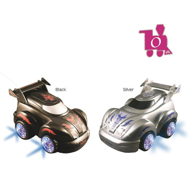 Toys for Tots: Programmable Radio Control Stunt Car