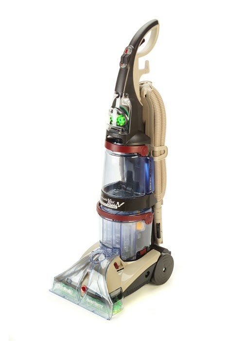 Shop Hoover Steamvac V2 Widepath Upright Vacuum Free