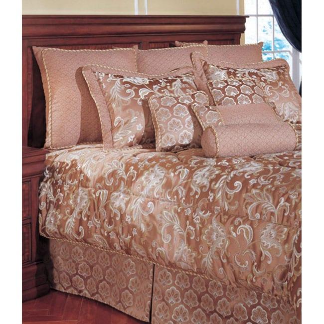 kathy ireland Onyx Splendor Comforter Set (Queen)
