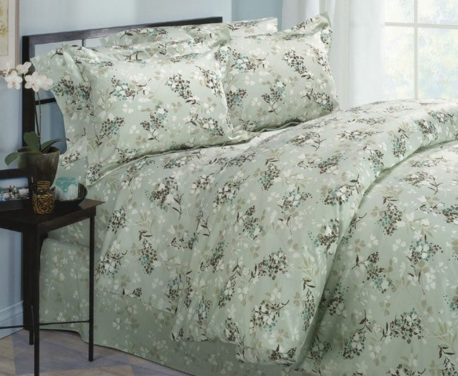 Spring Bouquet 220 Thread Count Sheet Set - Thumbnail 0