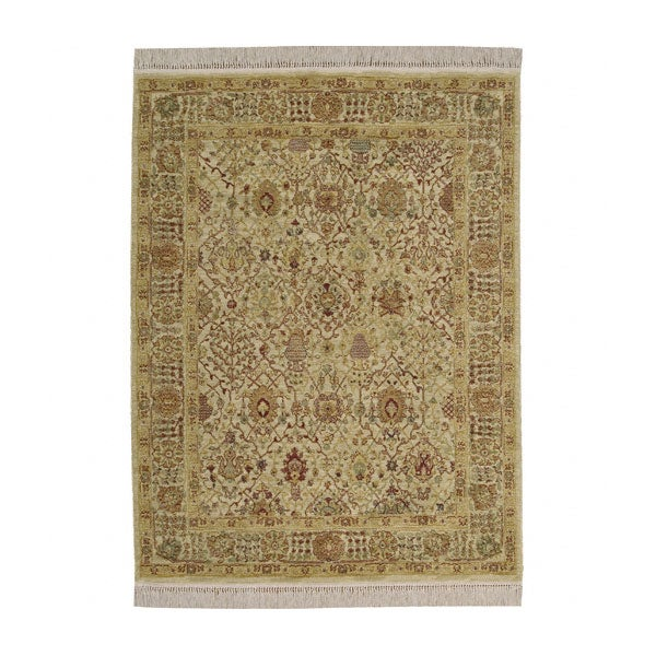 Nourison Graphic Illusions Chocolate Rug - 3'10 x 6'