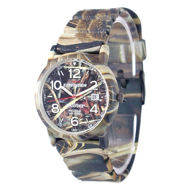 5d3ab78d9 Shop Timex Men's Expedition Camouflage Watch - Free Shipping On Orders Over  $45 - Overstock - 2092868