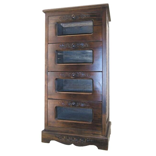 Four Drawer Lingerie Cabinet