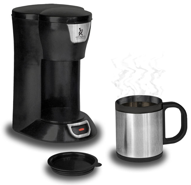 Personal 1-Cup Coffee Maker