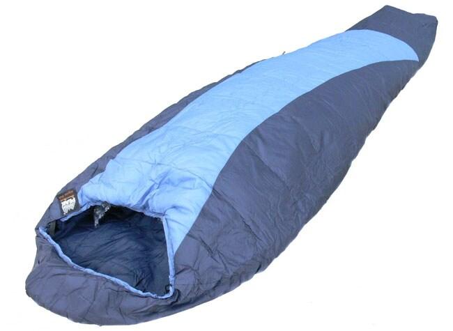 High Peak Alpine Pack 20-Degree Sleeping Bag