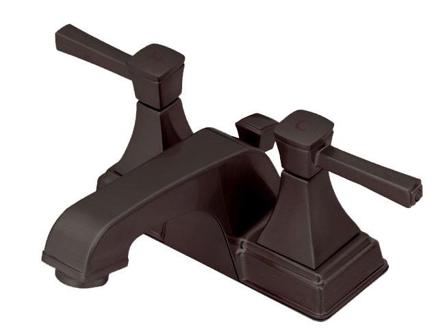 Shop Classic High Spout Oil Rubbed Bronze Bathroom Faucet: Shop Fontaine Bellagio Oil Rubbed Bronze Bathroom Faucet