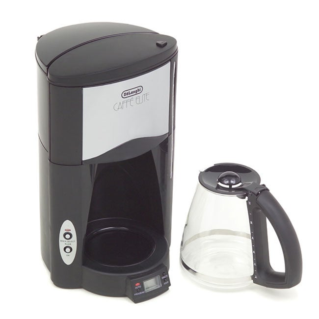 Delonghi Caffdelonghi Caffe Elite 12 Cup Coffee Maker Refurbished