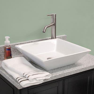 Square Bathroom Sinks Online At