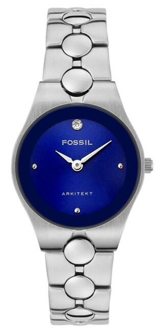 Fossil Arkitekt Women's Steel Watch