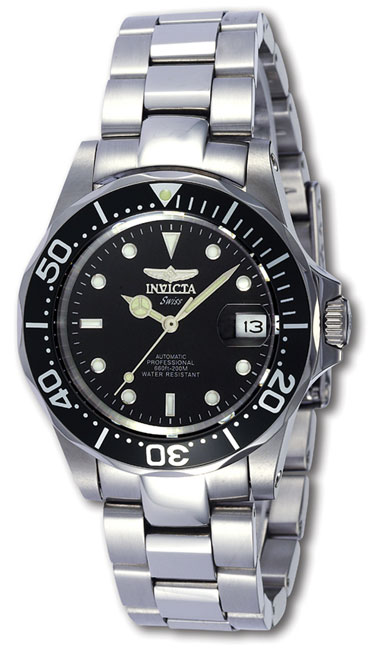 427f0267f Shop Invicta Pro Diver Men's Swiss Automatic Watch - Free Shipping Today -  Overstock - 2117272