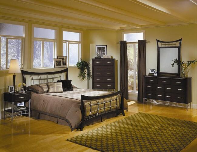 Versailles 5-piece Queen Bedroom Set