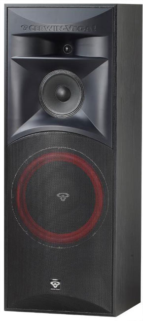 Cerwin Vega CLS-12 12-inch 3-way Tower Speaker