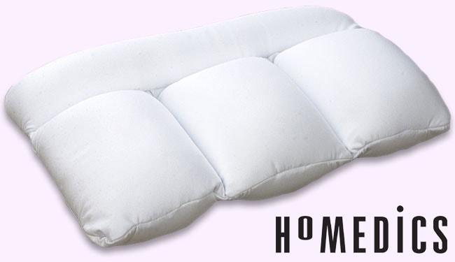 Homedics Micropedic Therapy Pillow