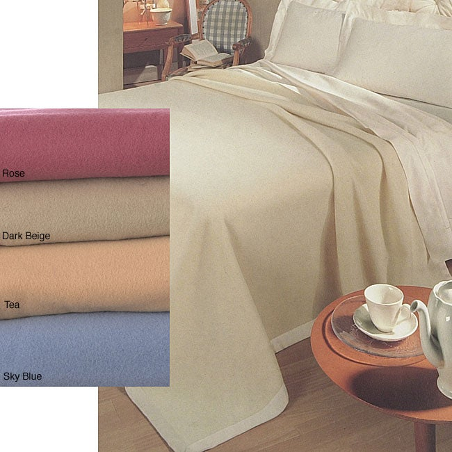 Trovare Lambswool/Cashmere Blanket