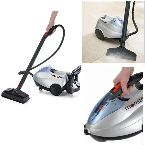 Shop Euroflex Sc60 Steam Cleaner Free Shipping Today
