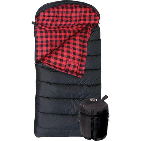 NEBO Sports Bear 0-degree Black Sleeping Bag