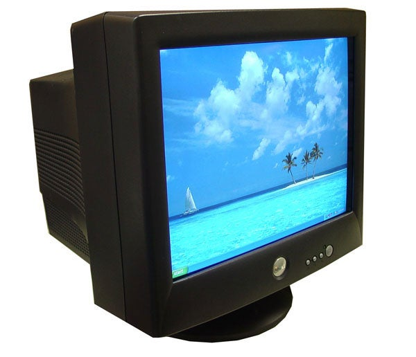 Dell M992 19 Inch Crt Monitor Refurbished Free